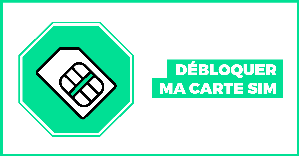 Red By Sfr Debloquer Ma Carte Sim Code Puk Infos Questions