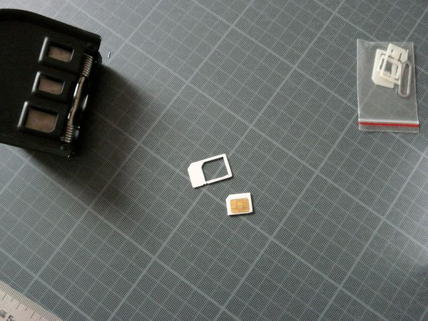 How to Copy Your <b>Contacts</b> From Your <b>iPhone</b> to a <b>SIM</b> Card