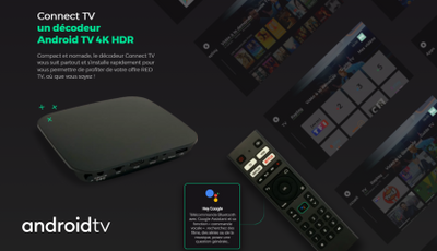 Android TV Hey Google - Connect TV RED.png