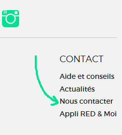 RED : Accedez au Chat