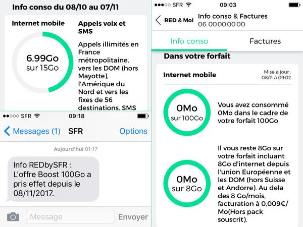 RED Mobile : Offre 15Go de Virginie-chan, avec passage au Boost 100Go pour +2€/mois :) !