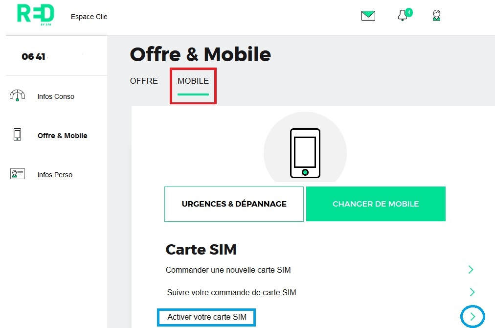 activation carte sim red sfr Résolu : RED by SFR   Nouvelle carte sim   Infos & Questions