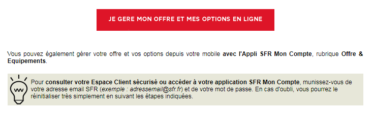 Red By Sfr Passer D Offre Mobile A Offre Mobile Box Assistance
