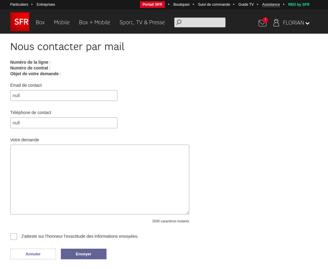 Ebook comment trouver le numero de contrat free mobile - Vente privee numero telephone ...